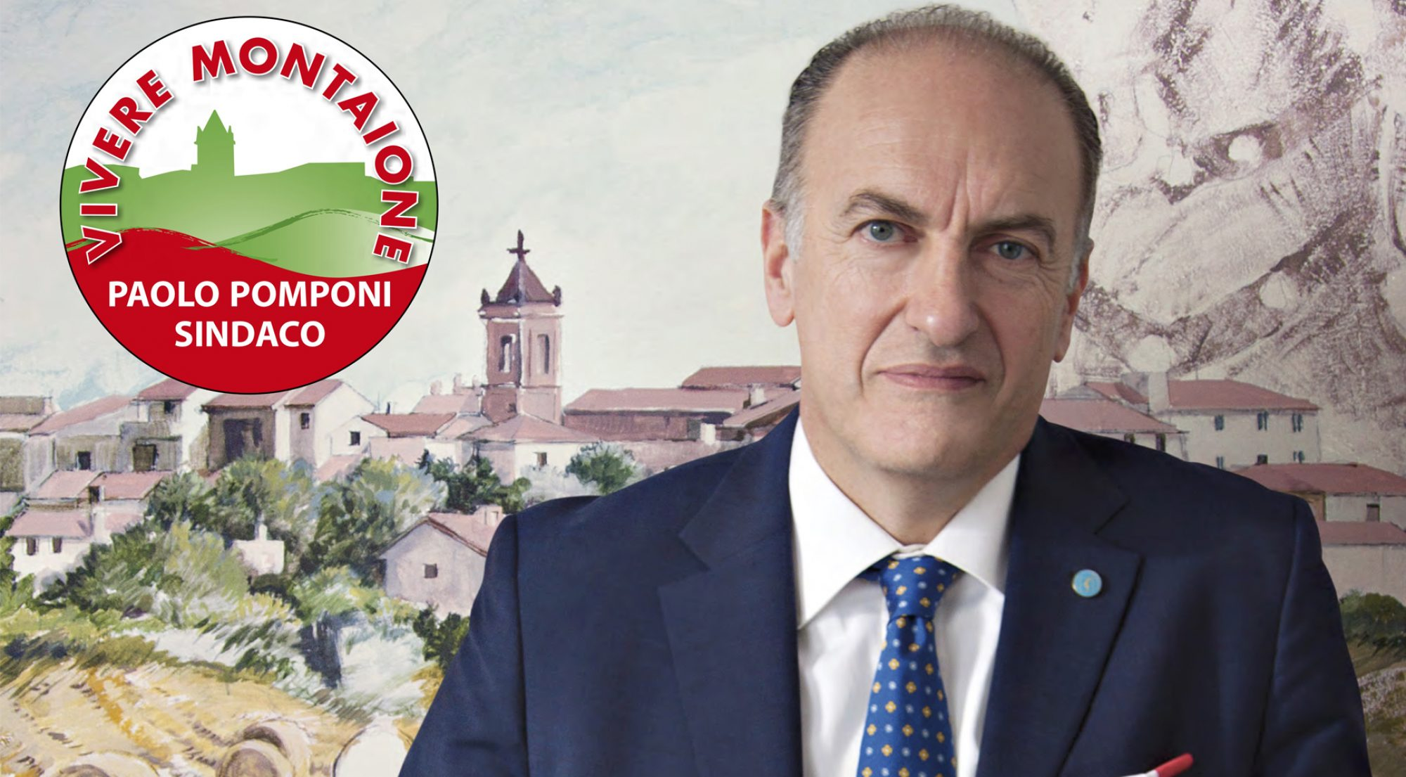 Vivere Montaione - Paolo Pomponi Sindaco con l'84,82%